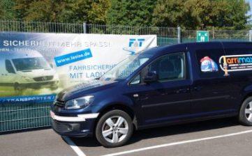 Arrimax au centre de recherche en arrimage allemand F&T LaSiSe