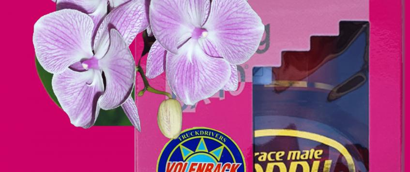 POPPY Air Freshener «ORCHIDEE»