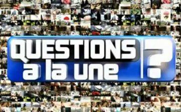 Questions a la Une de la RTBF