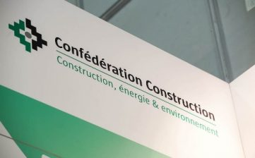 Confédération construction Hainaut