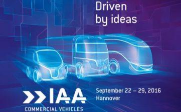 ARRIMAX présent au Salon international IAA de Hannovre avec une exclusivité !